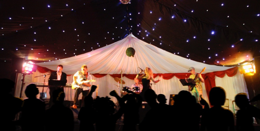 Pricing, Packages & Options for the Impressions Party Band, Kent